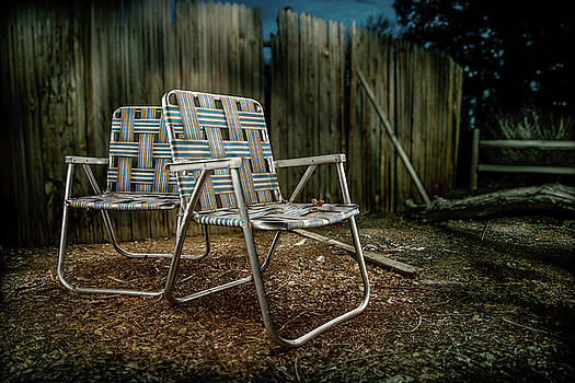 Ribbon Chairs by YoPedro