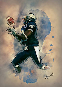 Rice Owls Football by Kai Saarto