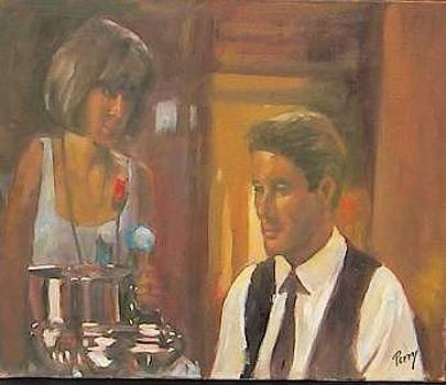 Richard Gere And  Pretty Woman by Perry  Rubenstein