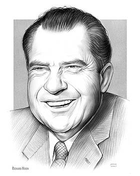 Greg Joens - Richard Nixon