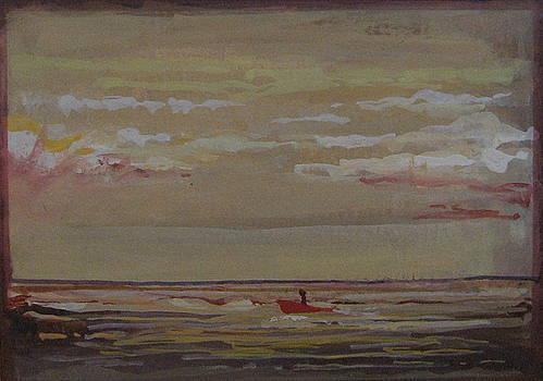 Richard Parker by David McKee