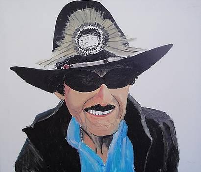 Richard Petty by Stephen Ponting
