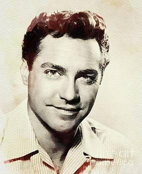 Richard Todd, Vintage Actor by John Springfield