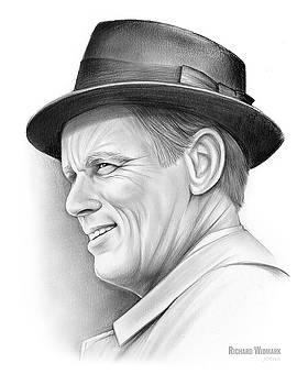 Richard Widmark by Greg Joens