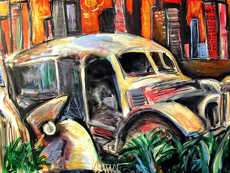Jon Baldwin  Art - Riches to Ruins