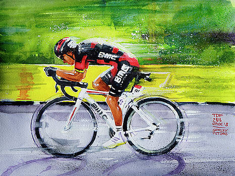 Richie Porte by Shirley Peters