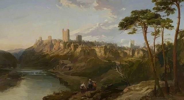 Webb James - Richmond Castle Yorkshire