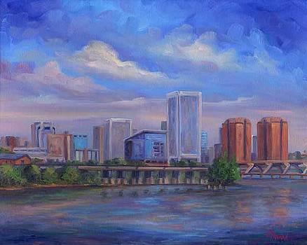 Richmond Skyine by Jeff Pittman