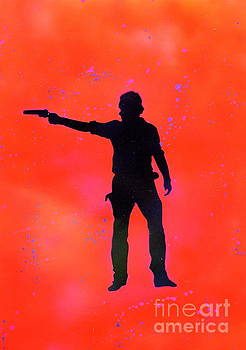 Rick Grimes by Justin Moore