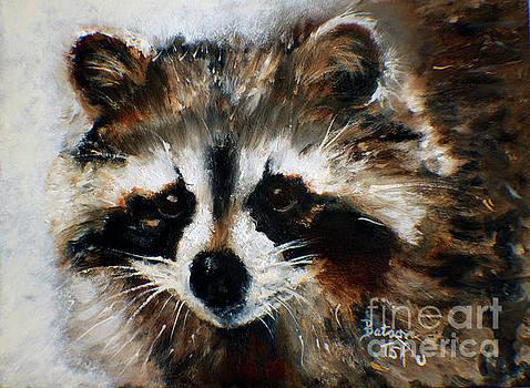 Rickey Raccoon by Barbie Batson