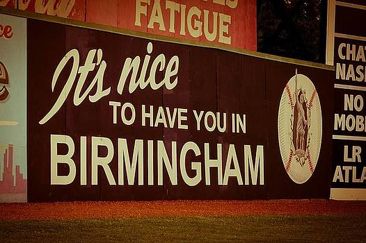 Rickwood Billboard by Just Birmingham