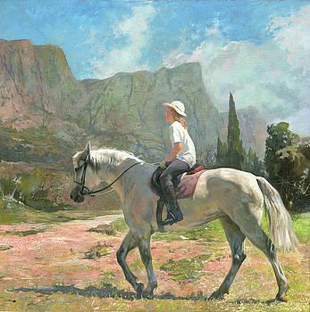 Riding by Denis Chernov