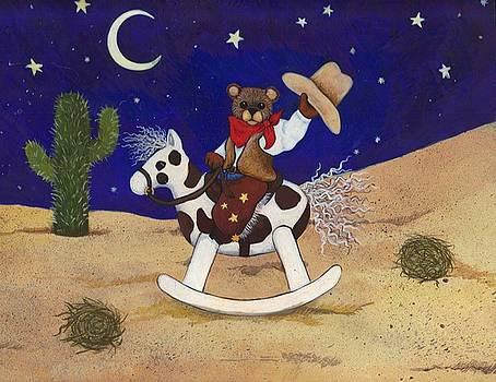 Ride em Cowbear by Joan Barnard