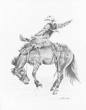 Ride Em Cowboy by Sarah Bevard