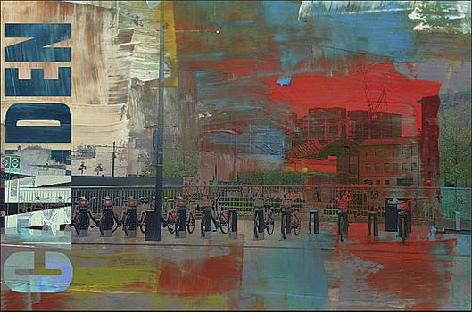 Ride in Camden by Jan Steadman-Jackson