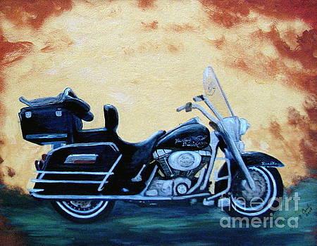 Ride on Fire by Faye Creel