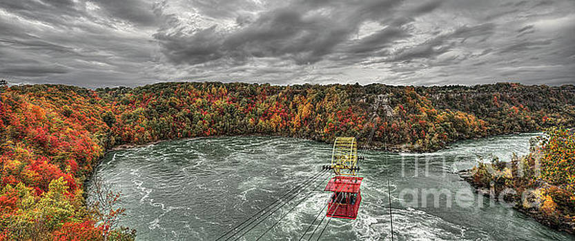 Ride Over The Whirlpool by Serge Chriqui