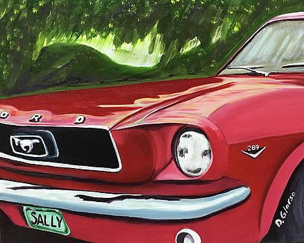 Ride Sally Ride by Dean Glorso