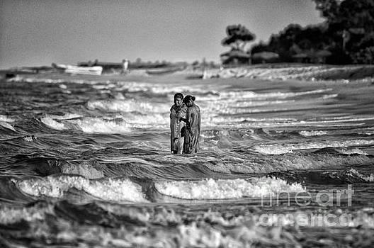 Ride the Waves by Venura Herath