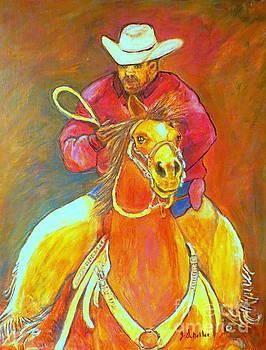 Ride'm Cowboy by Jodie  Scheller