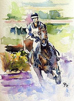 Rider II by Kovacs Anna Brigitta