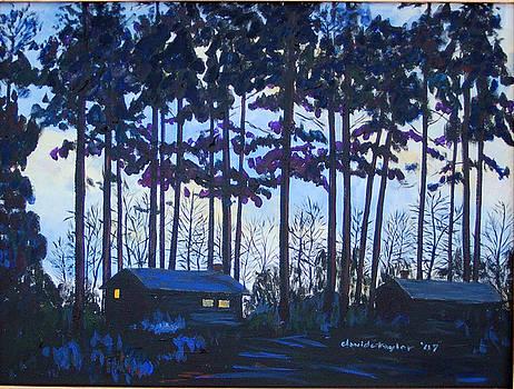 Ridgefield Dawn by David Carson Taylor