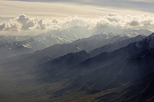 Tim Grams - Ridges of the Hindu Kush Mountains