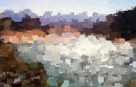 Ridgway Reservoir by David Manlove