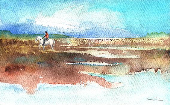 Miki De Goodaboom - Riding A White Horse In The Camargue