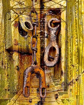 Riding the Rails by Chuck Brittenham