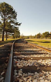 Karen Musick - Riding the Rails