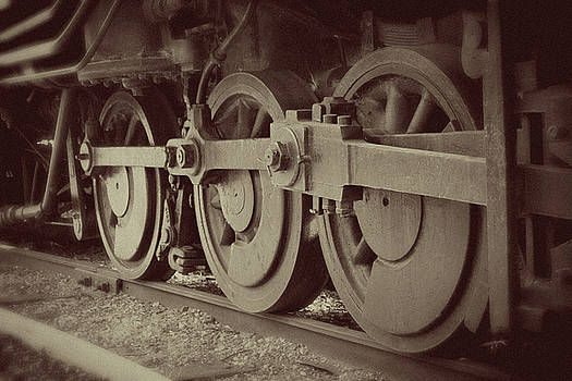 Riding the Rails by Marie Leslie