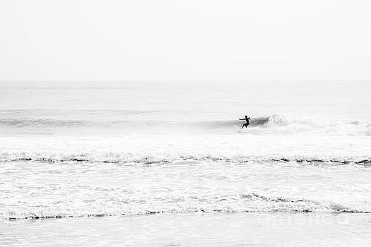 Riding the Waves by Kiran Joshi