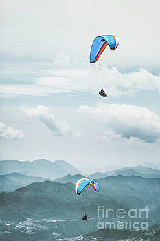Riding The Wind by Evelina Kremsdorf