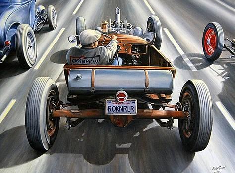 Riff Raff Race by Ruben Duran
