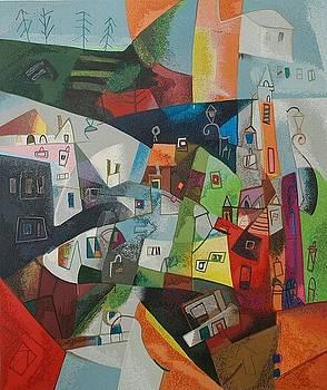 Riflessione by Miljenko Bengez