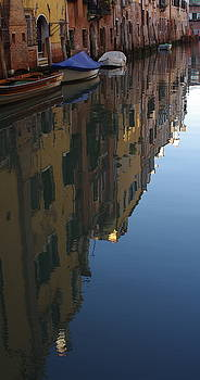 Riflessioni by Jacques Vesery
