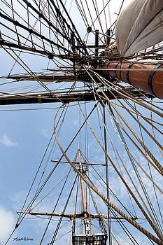 Michelle Wiarda - Rigging Aboard the HMS Bounty