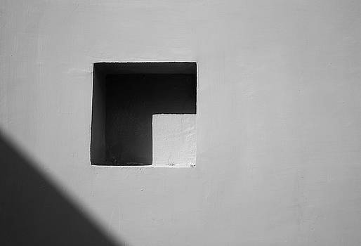 Right angled Triangle Vs the Square  by Prakash Ghai