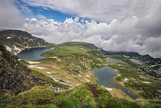 Rila lakes by Evgeni Ivanov
