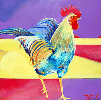 Christine Belt - Riley the Rooster