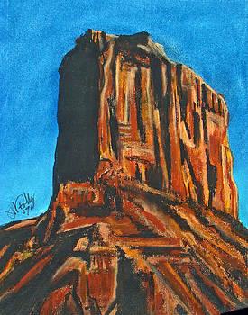 Rim Rock by Michael Foltz