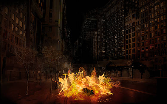 Ring of Fire by Cameron Ward