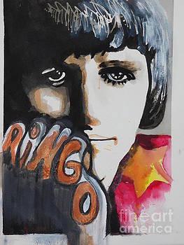 Ringo Starr 05 by Chrisann Ellis