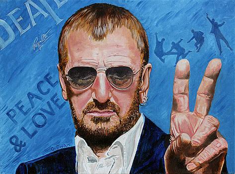 Ringo Starr by Graham Swan