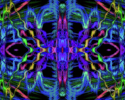 Rings of Fire Dopamine #156 by Barbara Tristan
