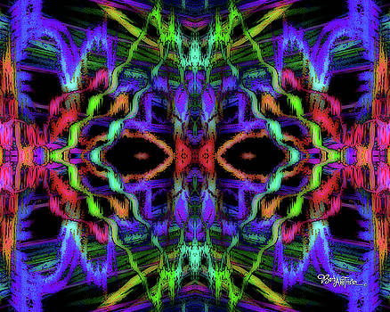 Rings of Fire Dopamine #157 by Barbara Tristan