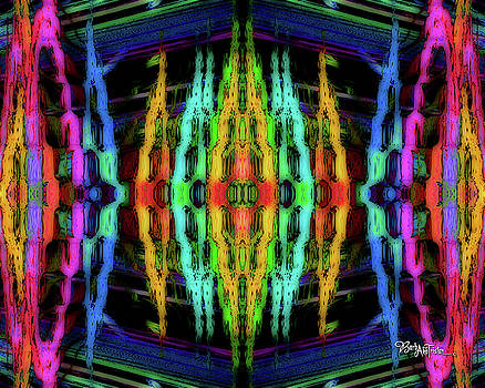 Rings of Fire Dopamine #159 by Barbara Tristan