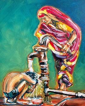 Rinse Well by Sheila Tajima
