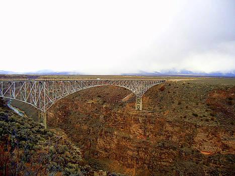 Rio Grande Bridge by Allison Jones